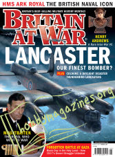 Britain at War - August 2019