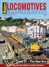 Modern Locomotives Illustrated - August/September 2019