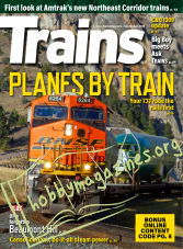 Trains - September 2019