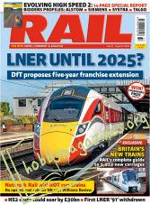 RAIL - 31 July 2019