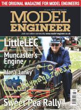 Model Engineer 4618 - 2 August 2019