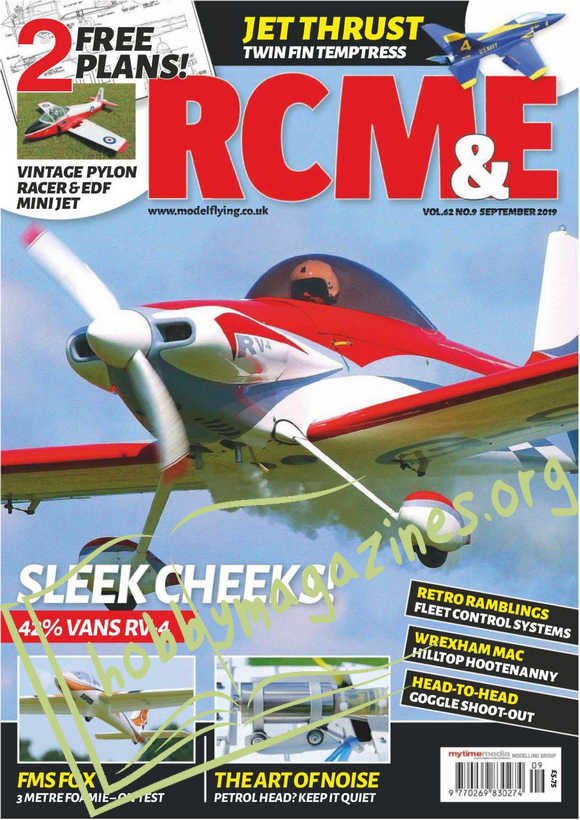 RCM & E - September 2019