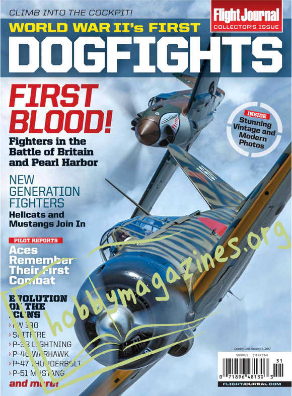 Flight Journal Special - World War II's Dogfigts