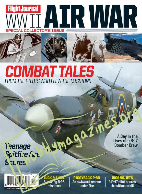 Flight Journal Special - WWII Air War