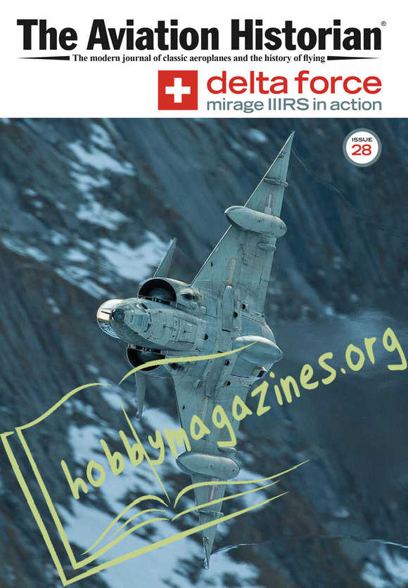 The Aviation Historian Magazine Issue 28