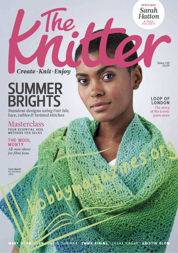 The Knitter Issue 138, 2019