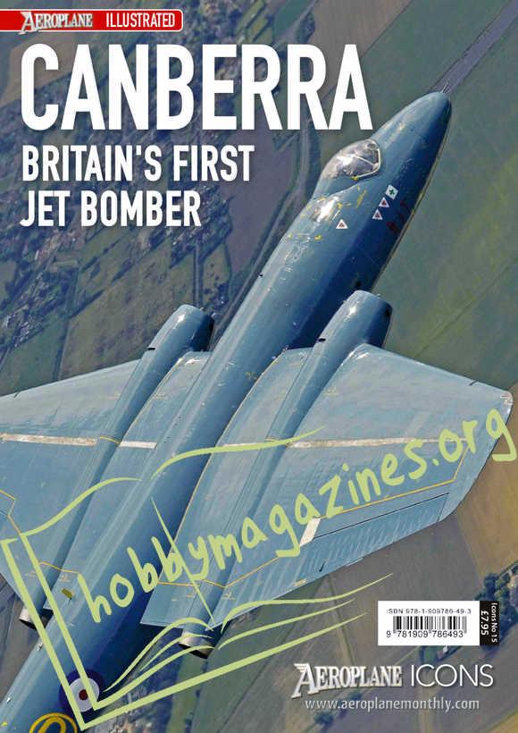 Aeroplane Icons - Canberra