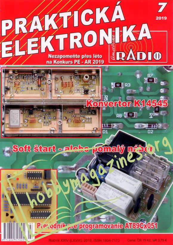 Prakticka Elektronika 2019-07
