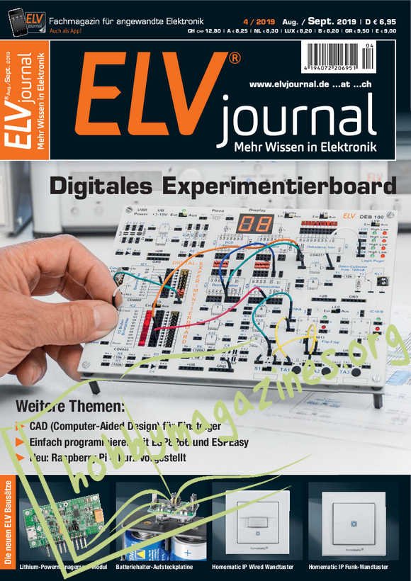 ELV Journal 2019-04
