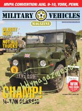 Military Vehicles - October 2019