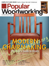 Popular Woodworking - October 2019