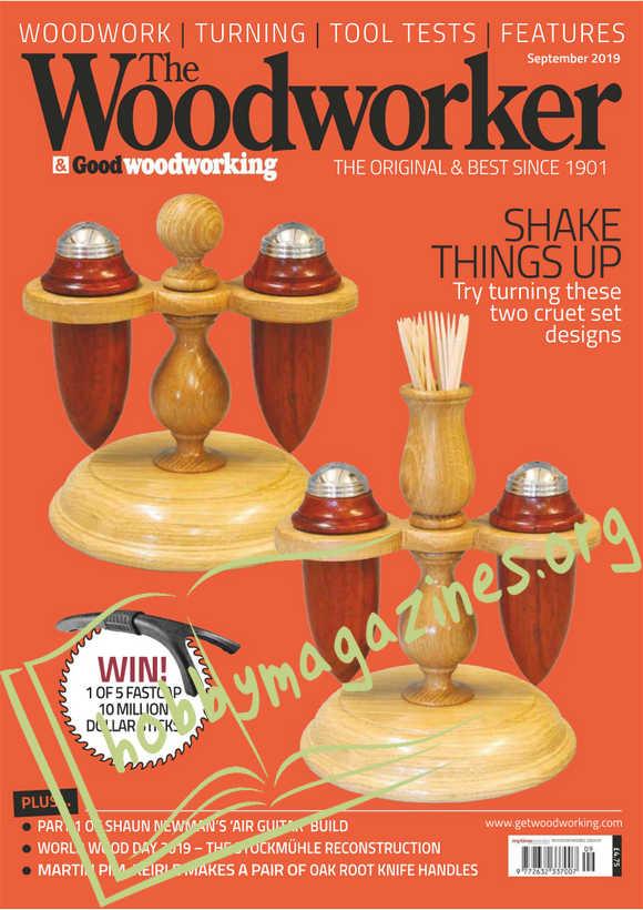 The Woodworker - September 2019