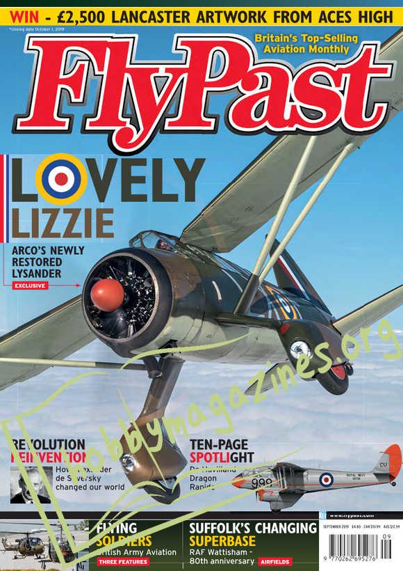 FlyPast - September 2019