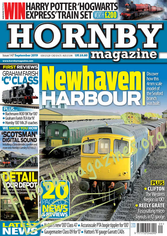 Hornby Magazine - September 2019