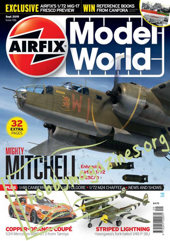 Airfix Model World - September 2019