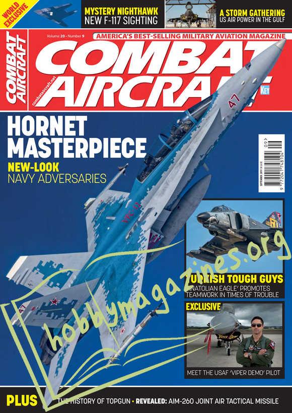 Combat Aircraft - September 2019