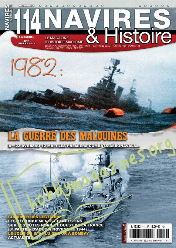 Navires & Historie - Juin/Juillet 2019