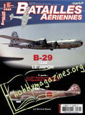 Batailles Aeriennes 89 - Juillet/Aout/Septembre 2019