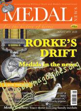 Medal News - August 2019