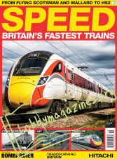 Speed. Britain's Fastest Trains