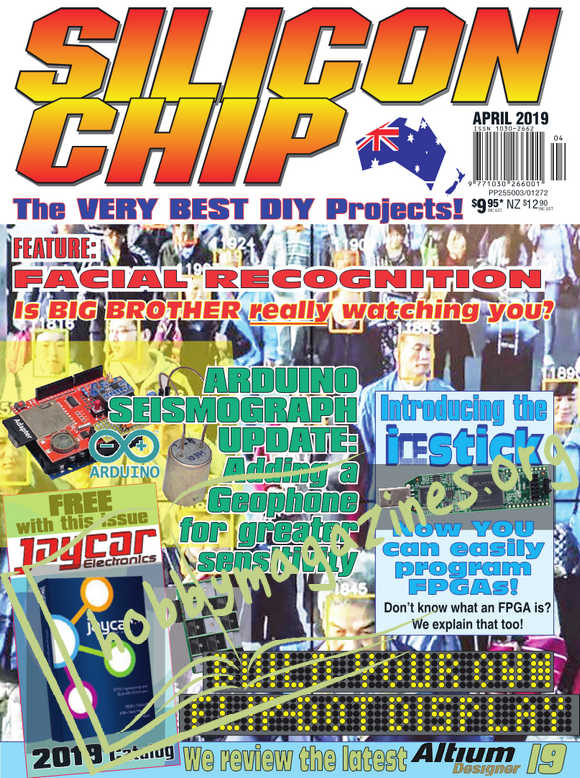 Silicon Chip - April 2019