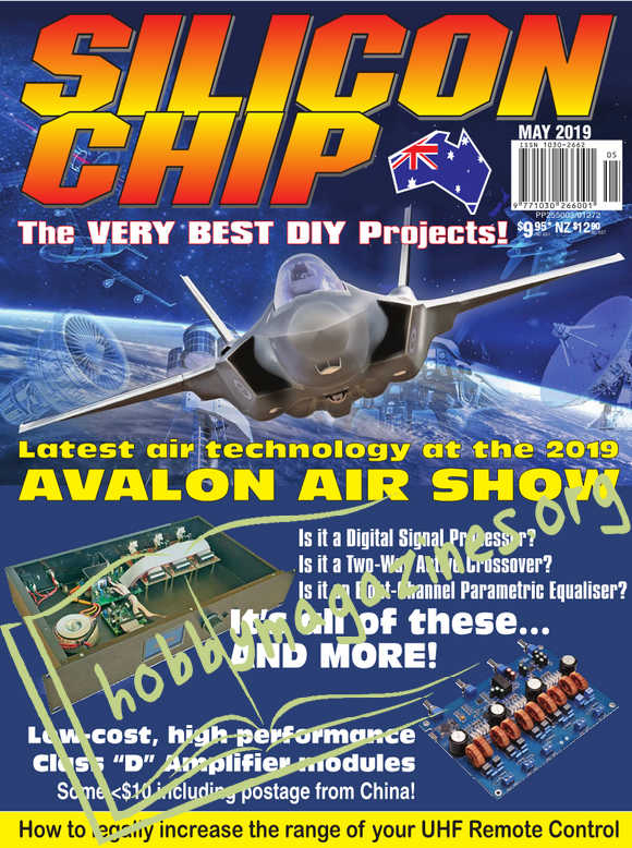Silicon Chip - May 2019