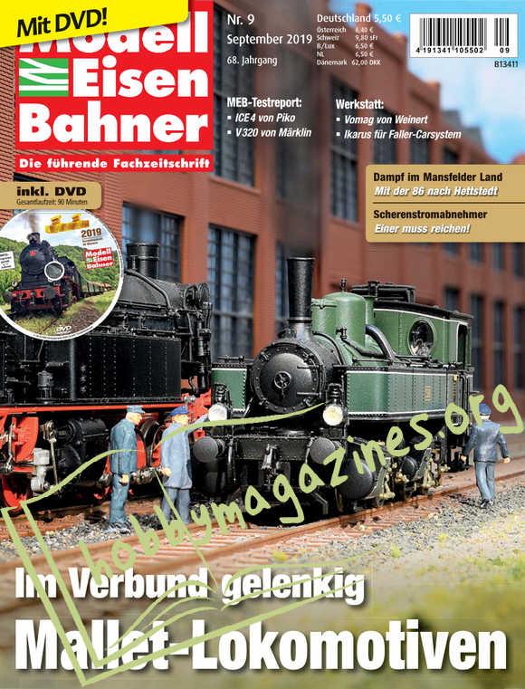 Modelleisenbahner 2019-09