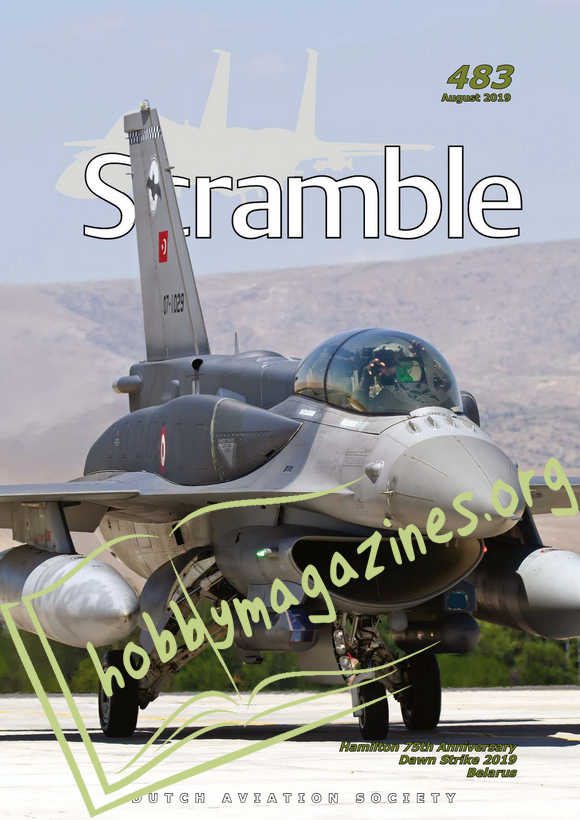Scramble 483 - August 2019