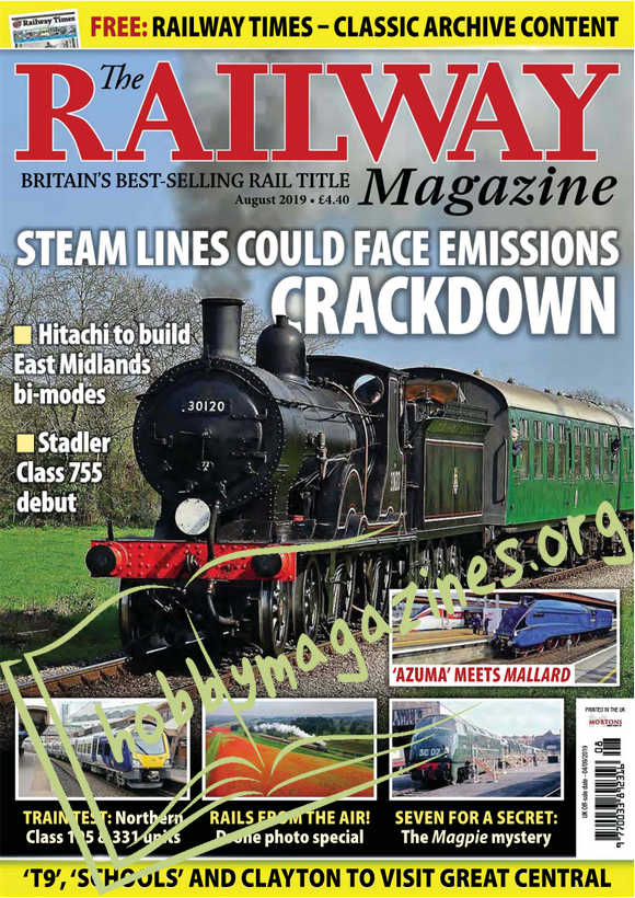 The Railway Magazine - August 2019