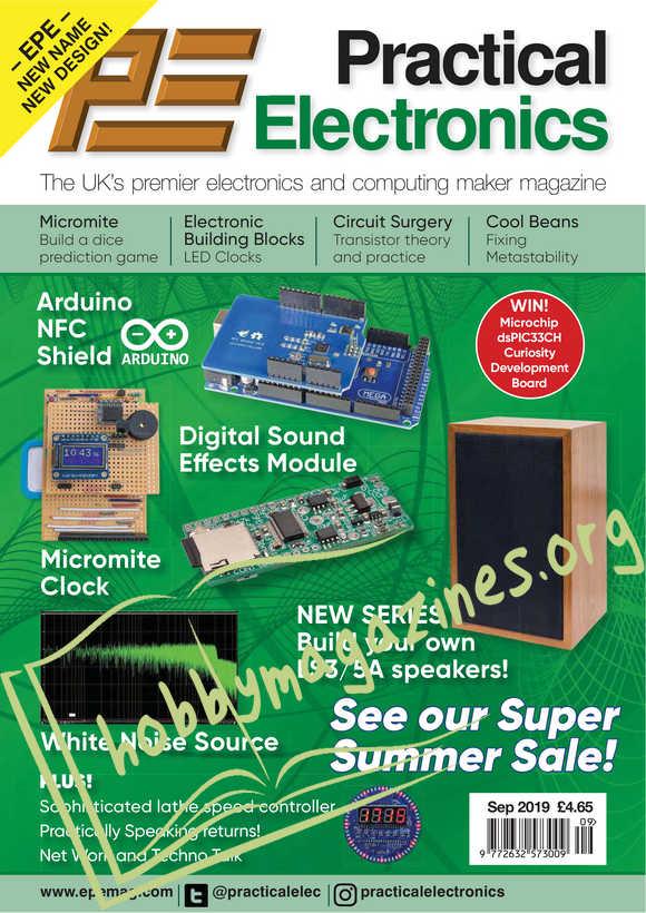 Practical Electronics - September 2019