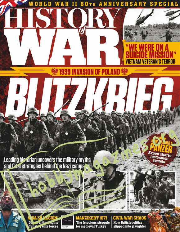 History of War Issue 071