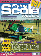 Flying Scale Models - September 2019