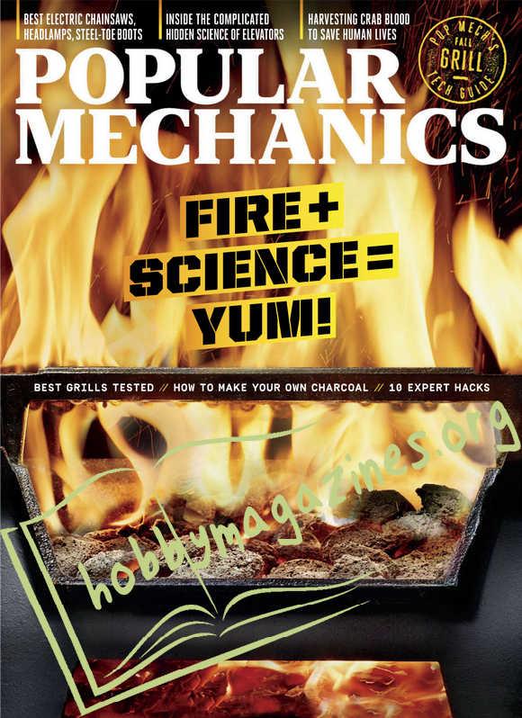 Popular Mechanics - September 2019