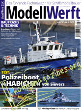 ModellWerft 2019-09