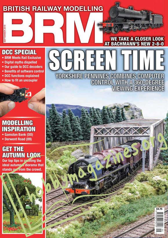 British Railway Modelling - September 2019