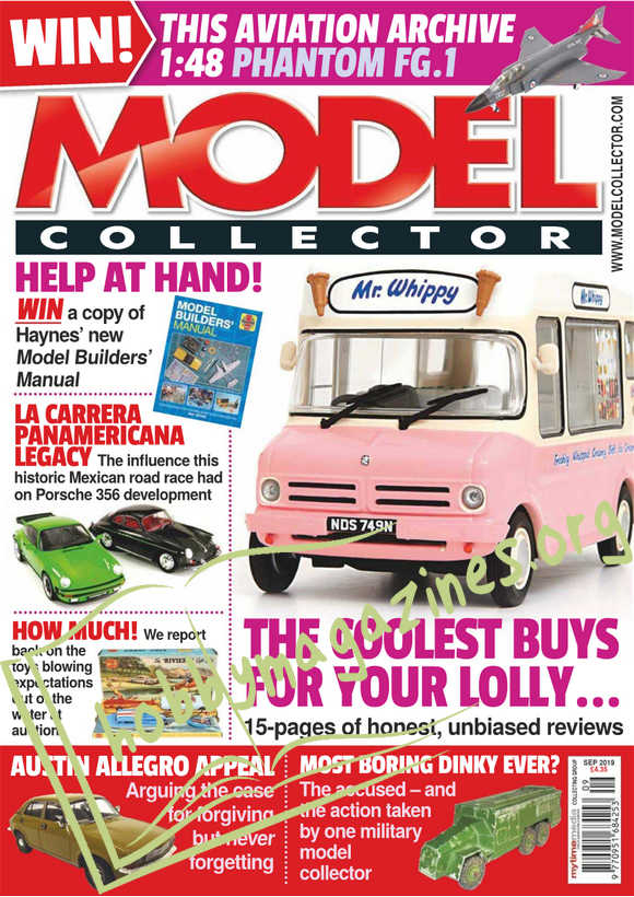 Model Collector - September 2019