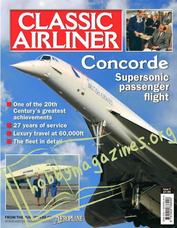 Classic Airliner - Concorde
