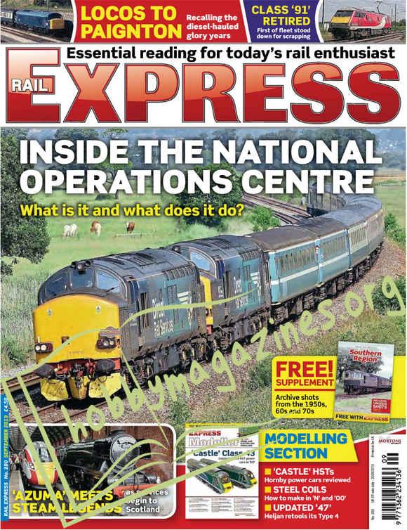 Rail Express - September 2019