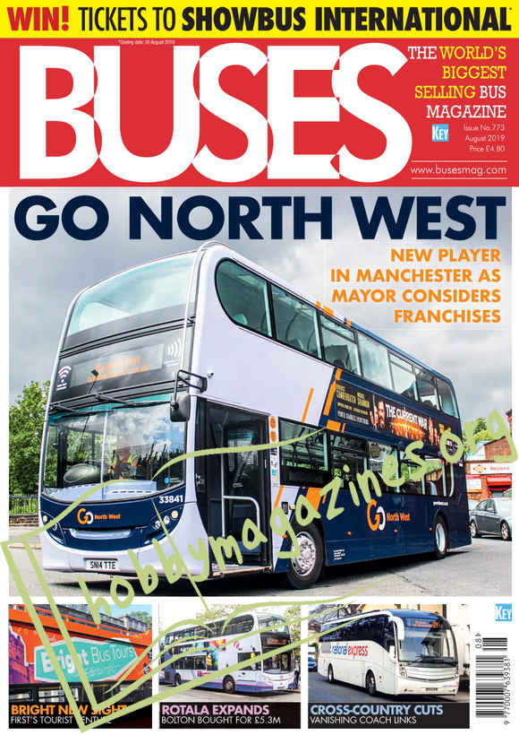 Buses - August 2019