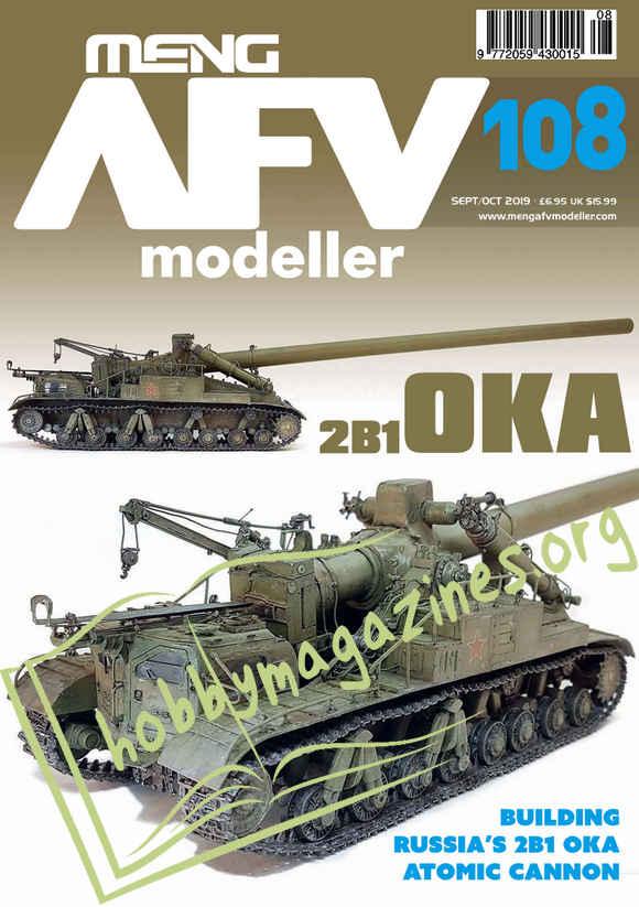 AFV Modeller 108 - September/October 2019