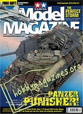 Tamiya Model Magazine International 287 - September 2019