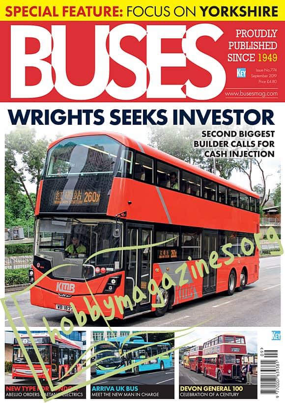 Buses - September 2019
