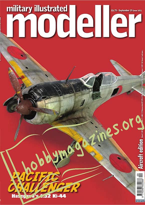 Military Illustrated Modeller 101 - September 2019