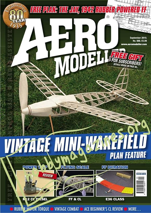 Aeromodeller - September 2019