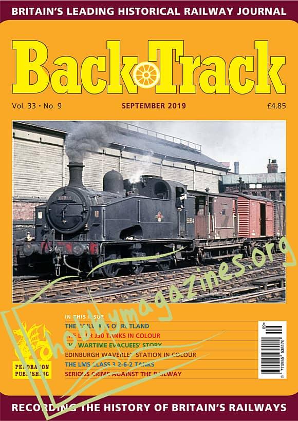 Back Track - September 2019