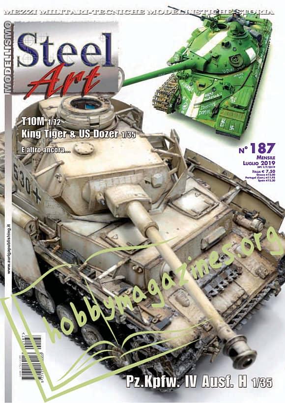 Steel Art 187 - Luglio 2019