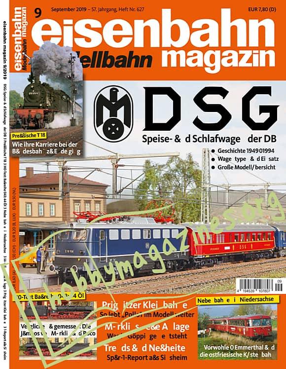 Eisenbahn Magazin 2019-09