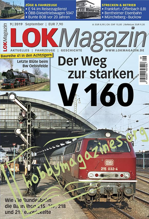 LOK Magazin 2019-09