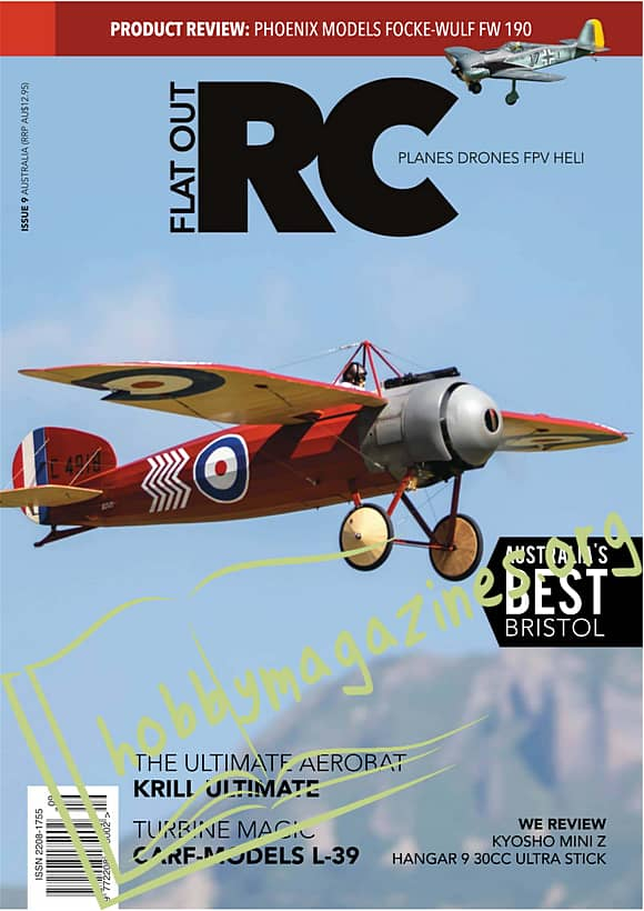 Flat Out RC Issue 9