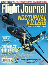Flight Journal - October 2019